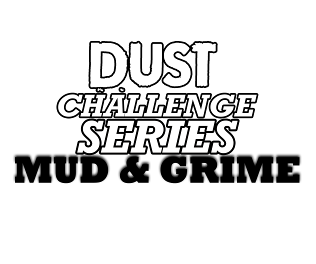 Dust Challenge Series Mud and Grime Challenge WHITE PNG