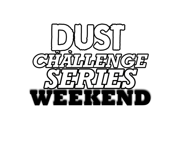 Dust Challenge Series Weekend Challenge WHITE PNG